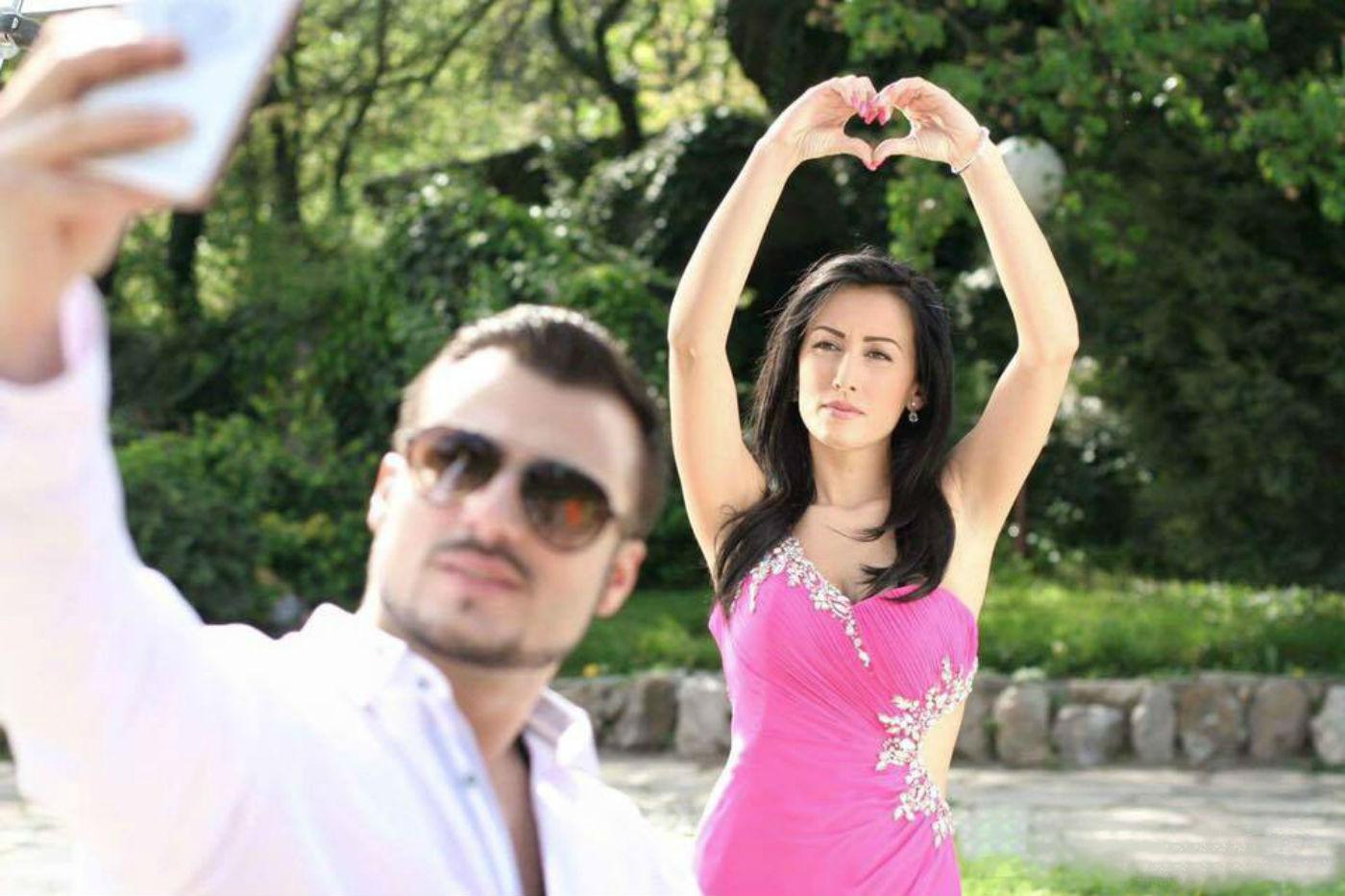 Джена и Атанас Стоев-младши, влюбени и щастливи!