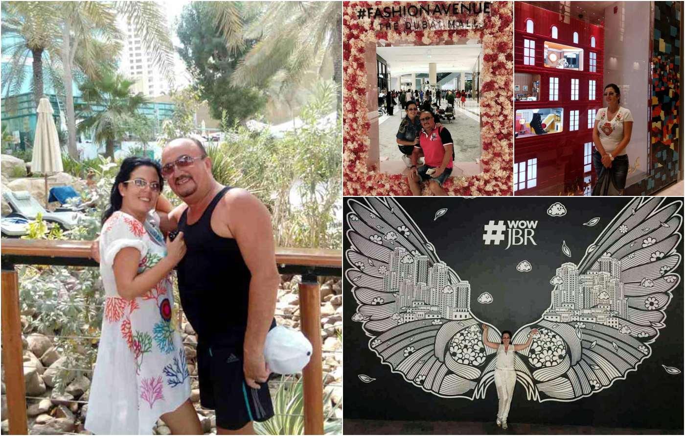 Екзотична ваканция за Надя и Атанас Стоеви