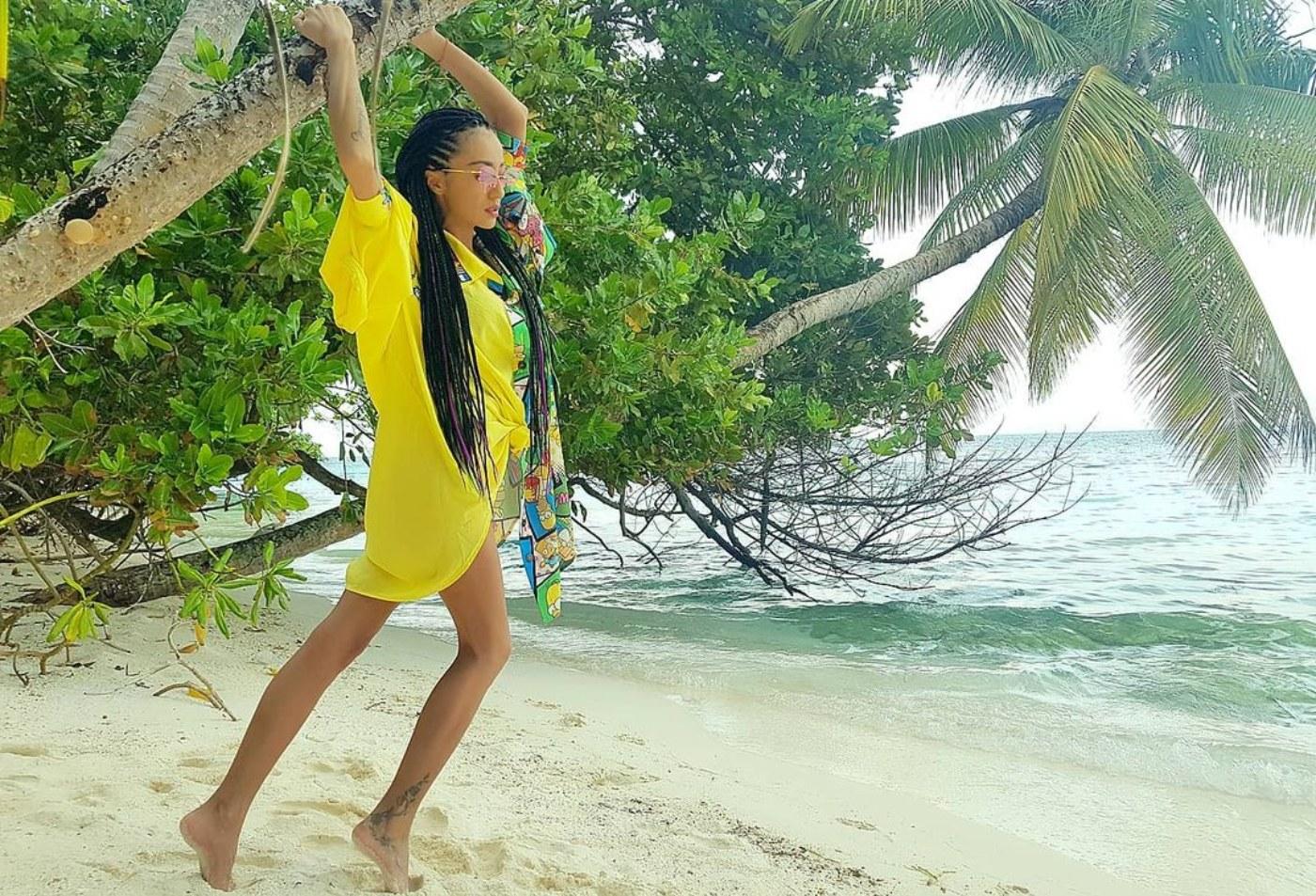 Екзотика от Малдивите с Ани Хоанг