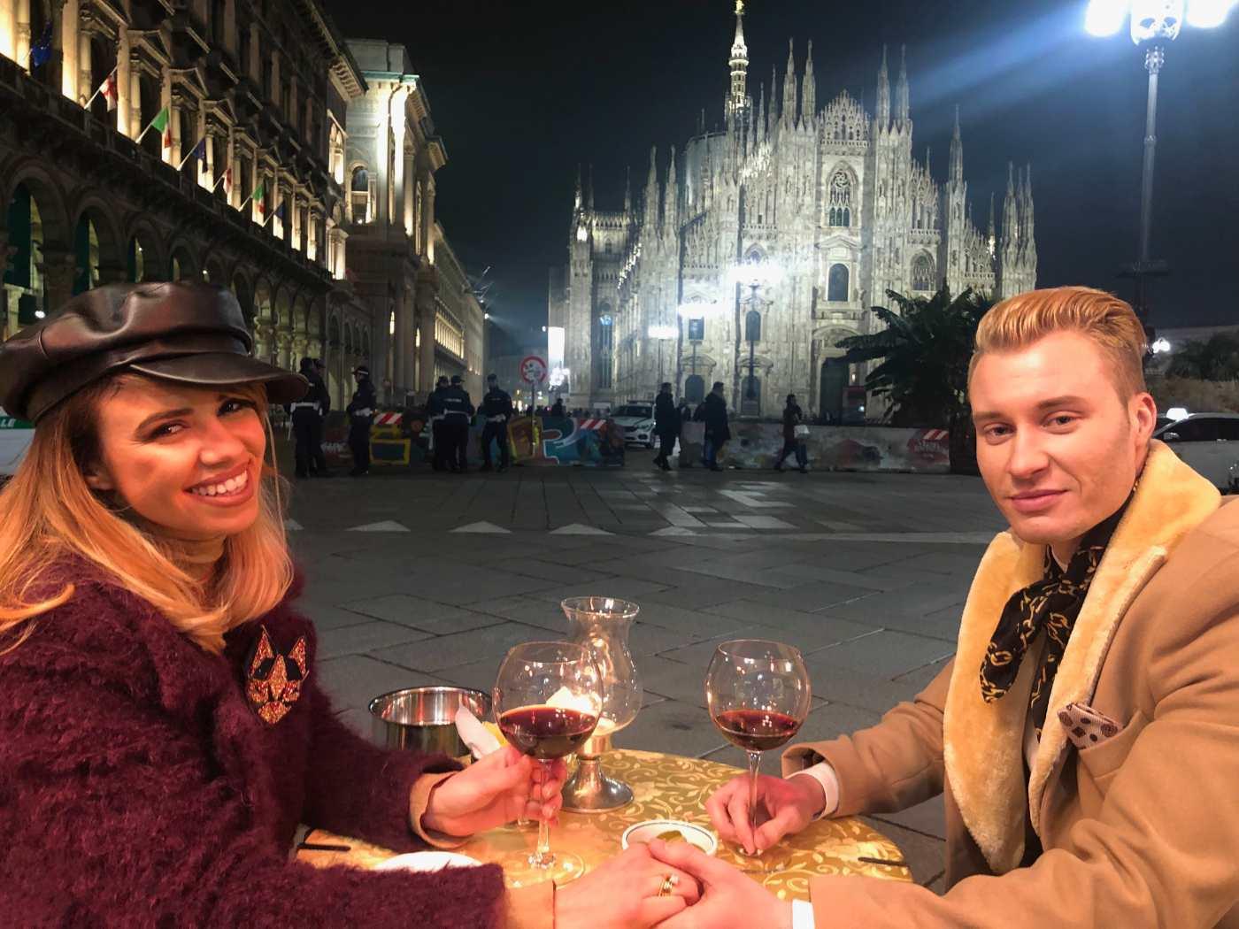 Романтика по италиански от АРТи