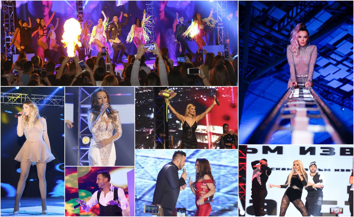 """Телевизия """"Планета"""" подари емоционално шоу на публиката в Пловдив"""