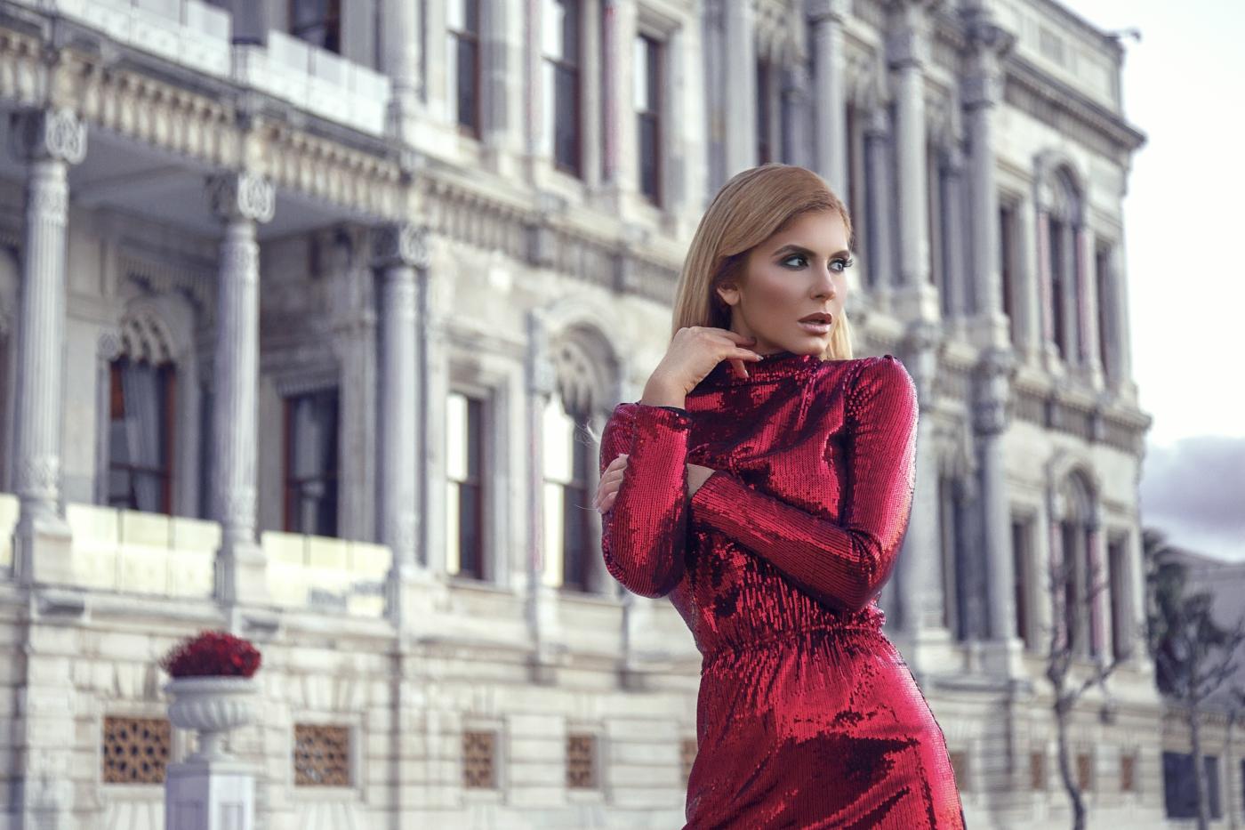 Република Турция подкрепи новия клип на Анелия