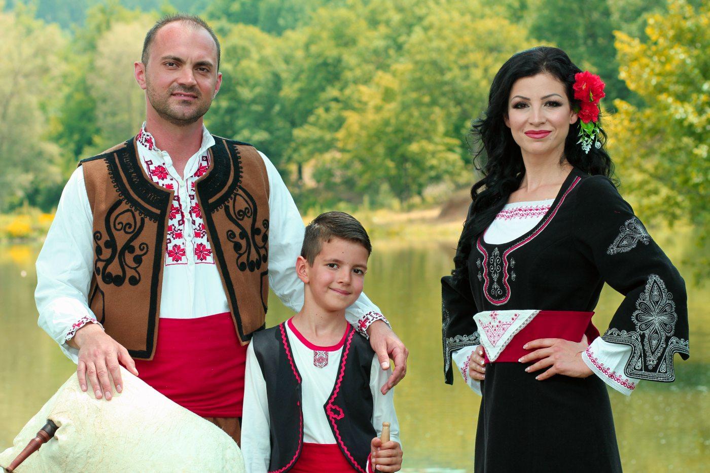 Ангелина Милева и Димитър Милев станаха родители на дъщеричка