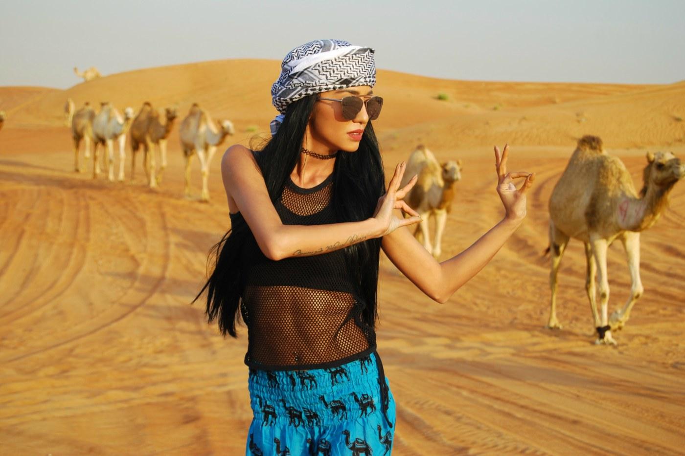 Ани Хоанг и Люси си подариха ваканция в Дубай