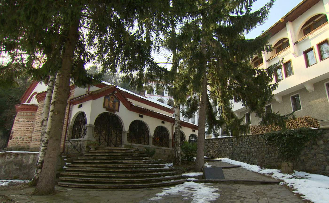 "До Драгалевския манастир с ""Бащино огнище"""