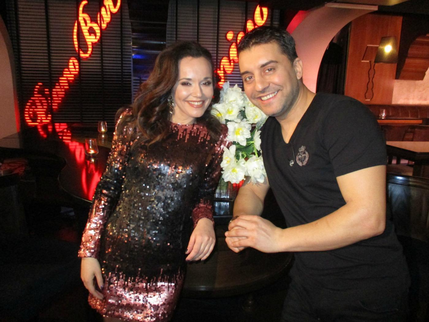 Борис Дали атакува класациите с песен по текст на Теди Александрова