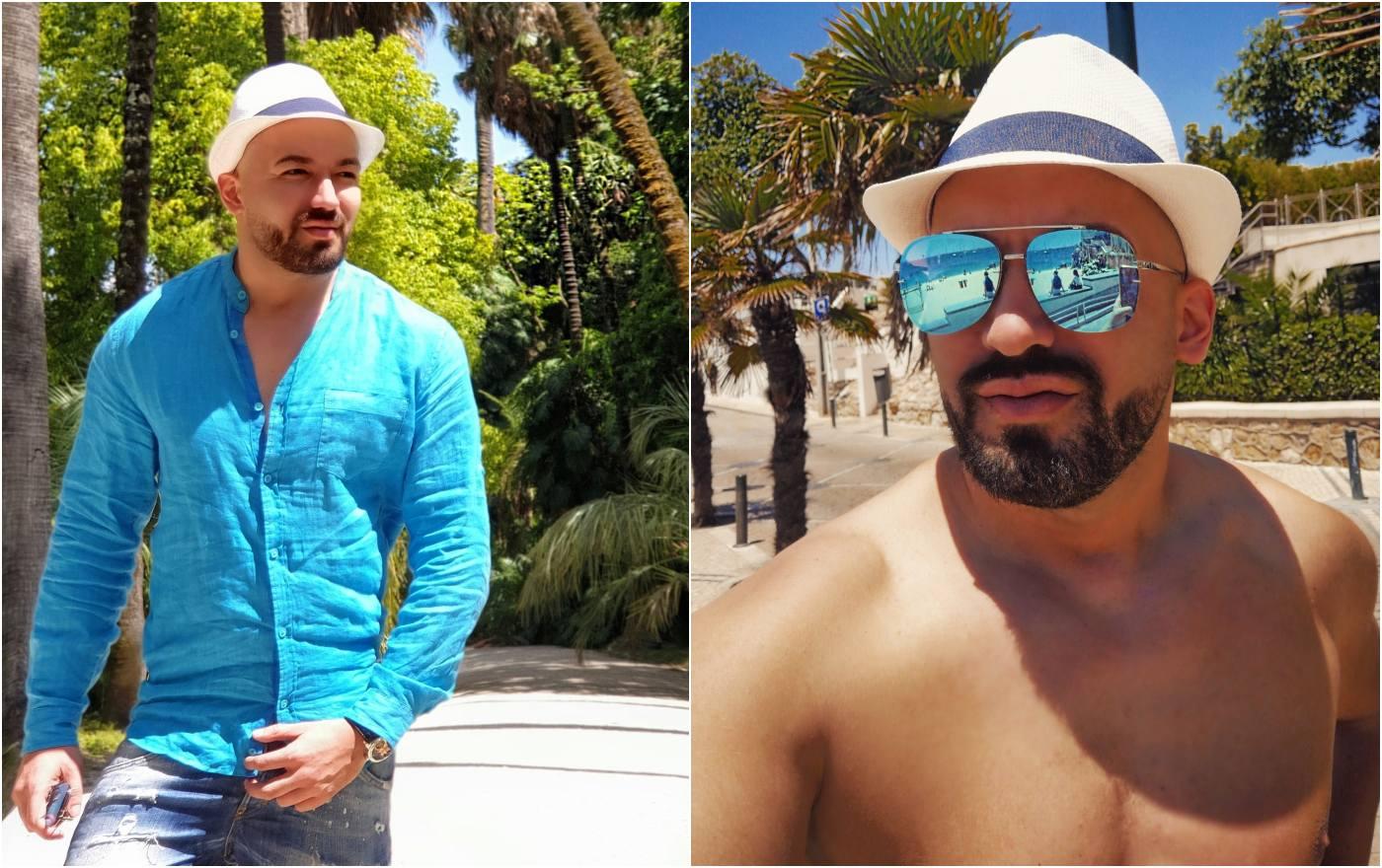 Дамян Попов посрещна лятото на Атлантическия бряг