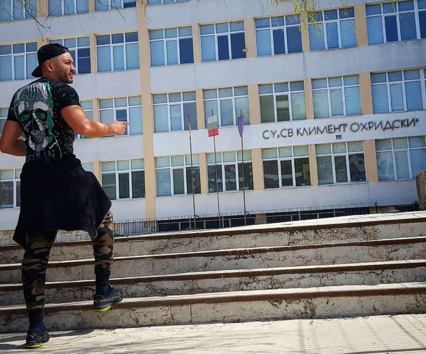 Дамян Попов: Музиката вдъхновява във всичко