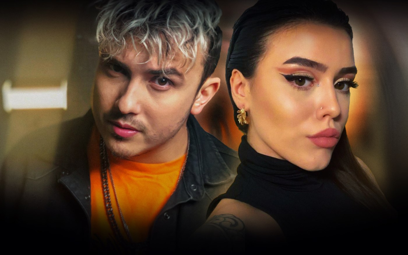 Денис и Андреа Начева в интригуващ дует