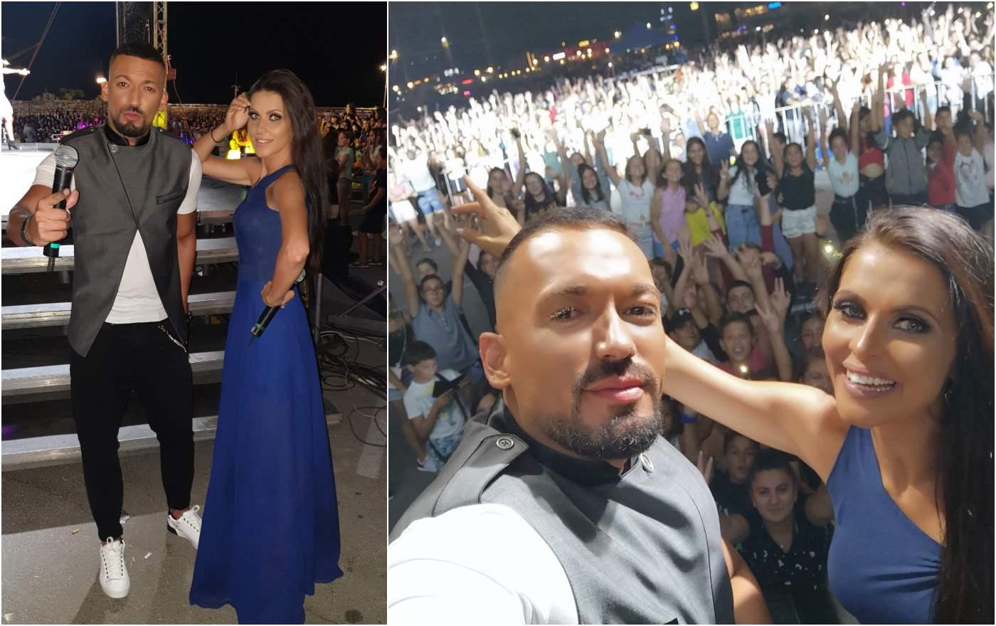 25 000 аплодираха Дамян Попов и Миа