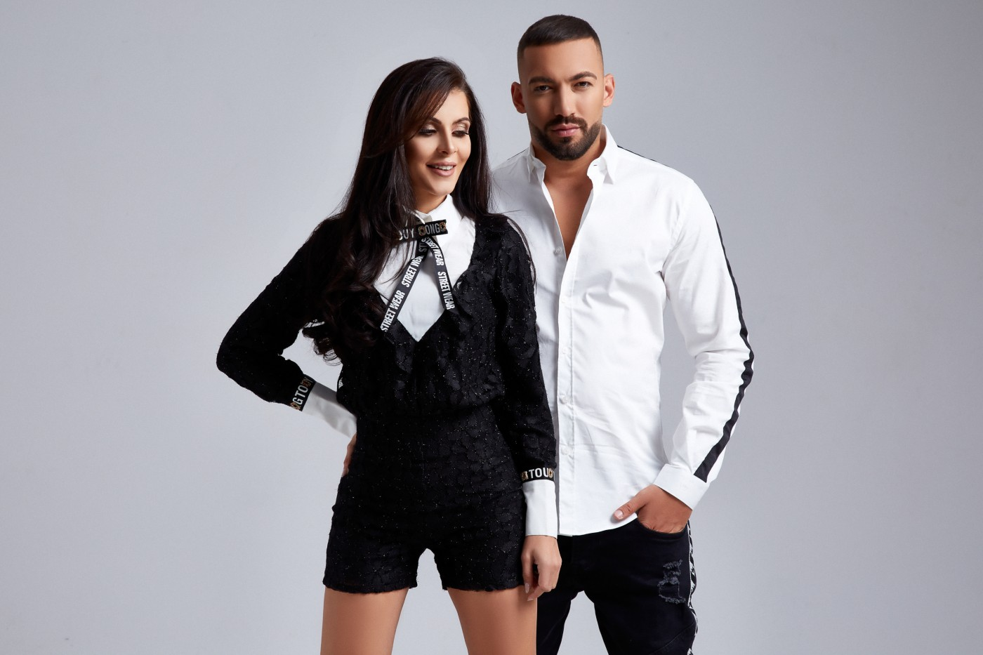 Дамян Попов и Миа с дебют в театъра