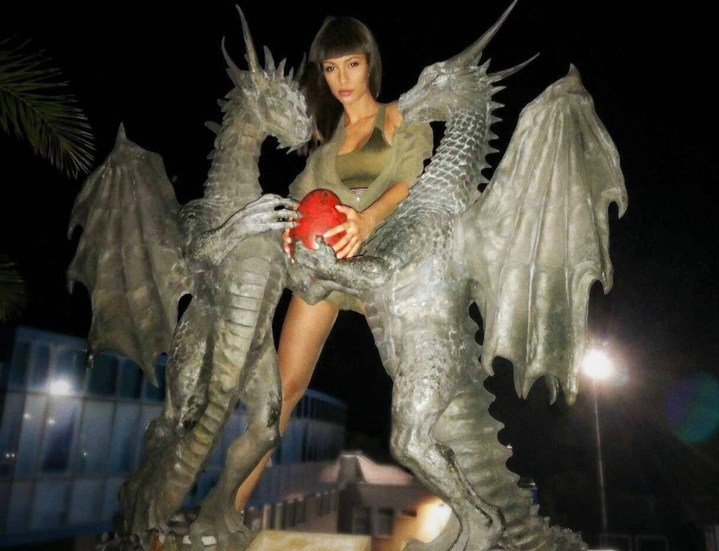 """Джулия и """"Влюбените дракони"""""""
