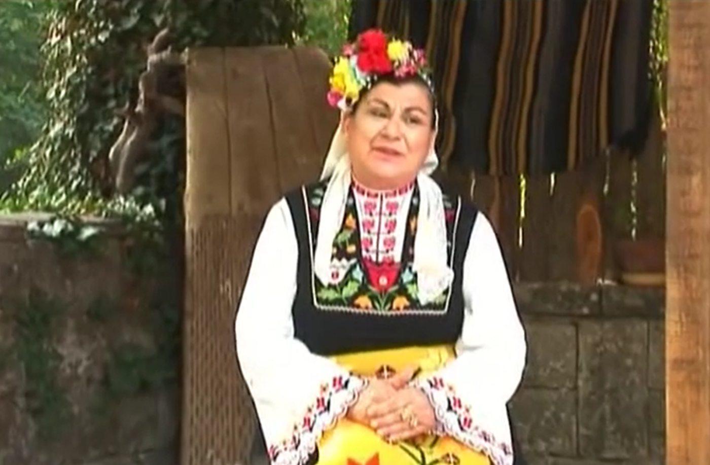 Славеят на Тракия, Динка Русева, остава завинаги в сърцата на българите