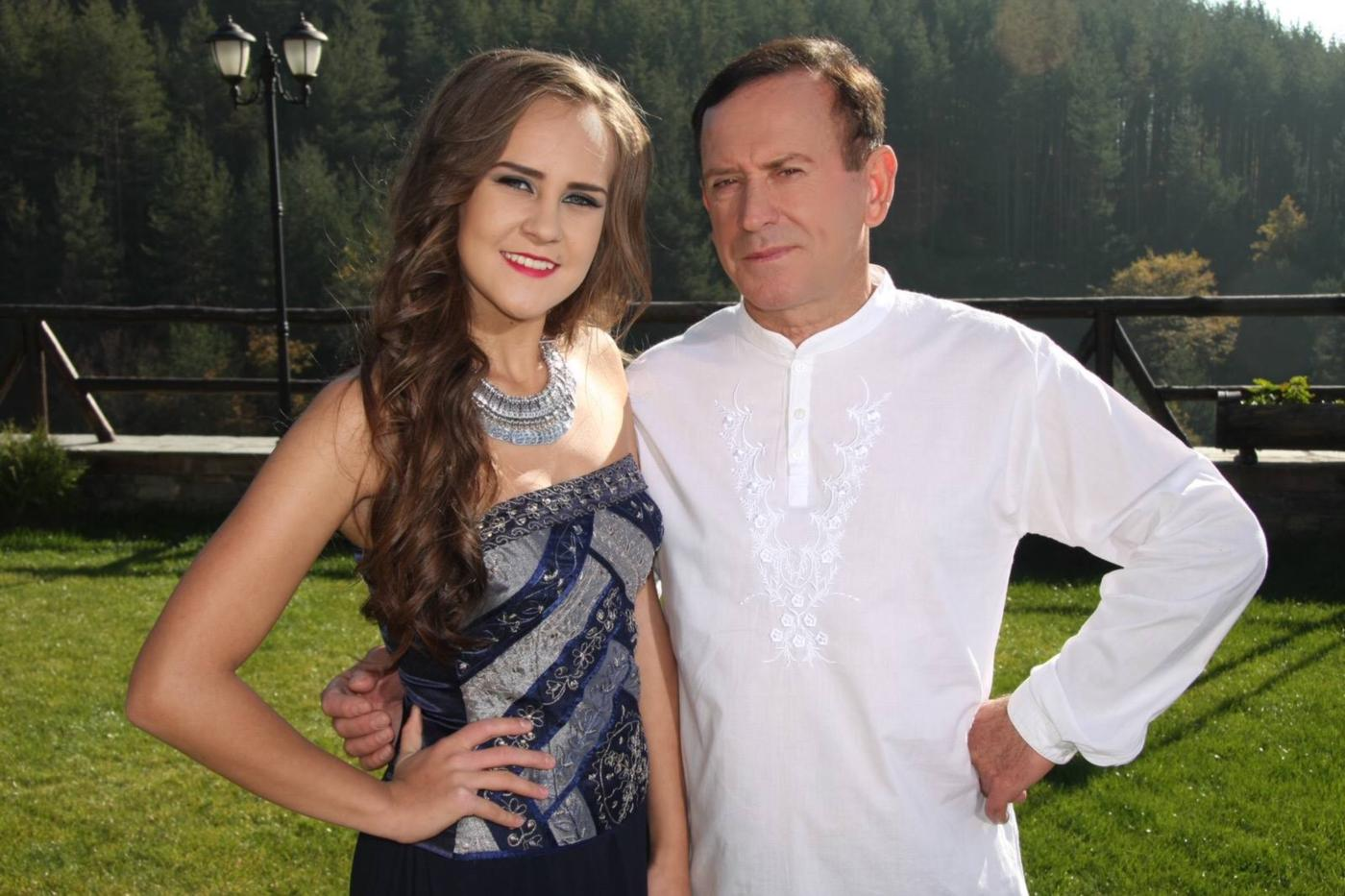 Иван и Ивана Дякови с концерт в Испания