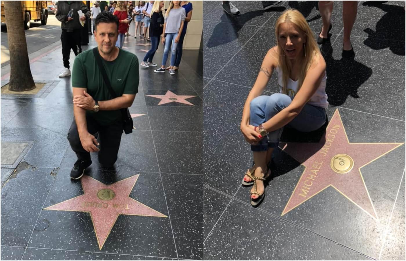 Емилия ни пренася в Холивуд