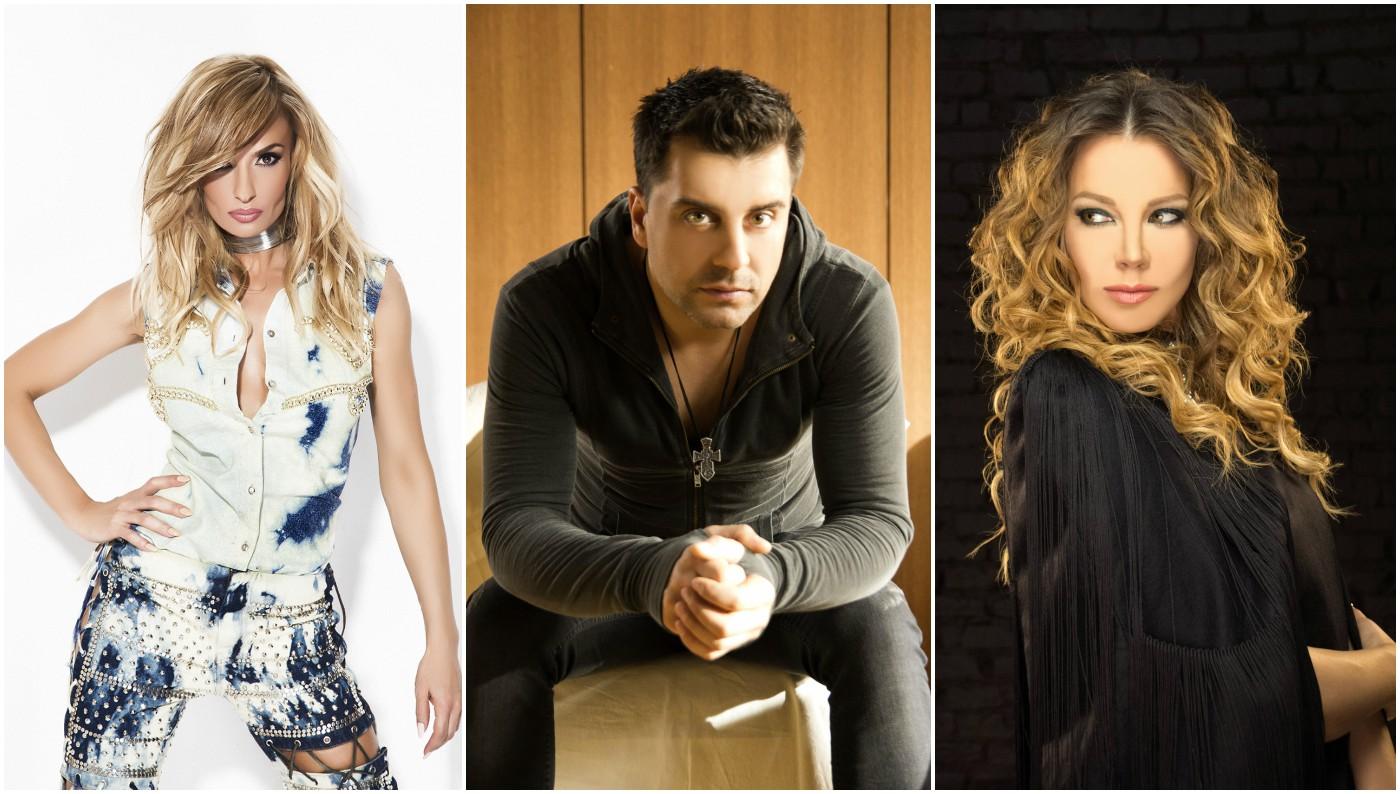 """Три звезди на """"Пайнер"""" ще пеят за българите в Европа този уикенд"""