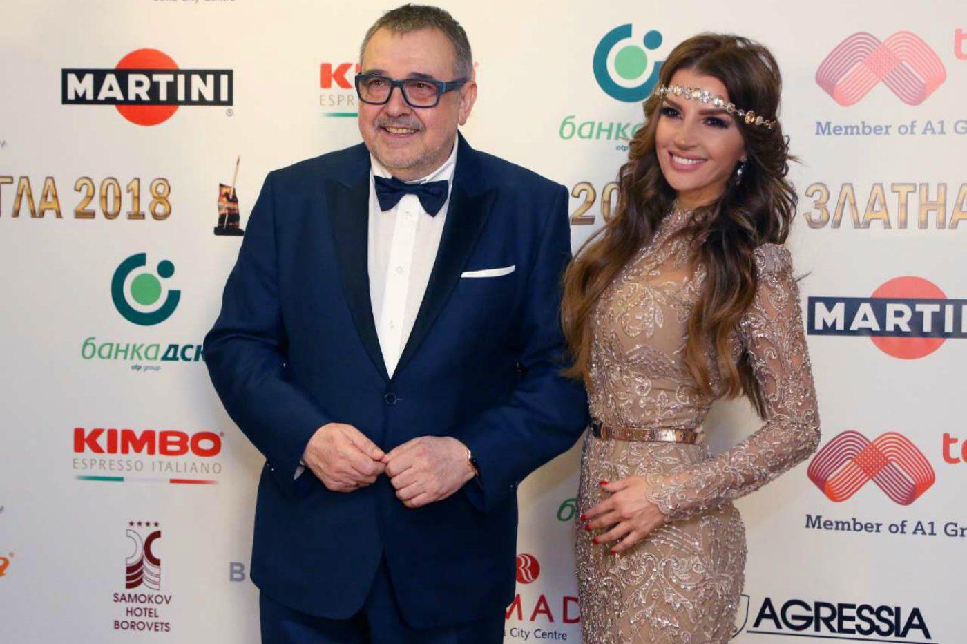 Eсил Дюран сред модния елит на България