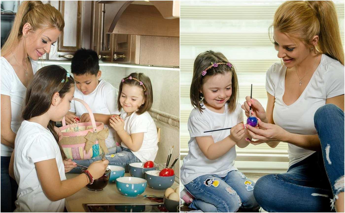 Елена Велевска изненада почитателите си с Великденска фотосесия