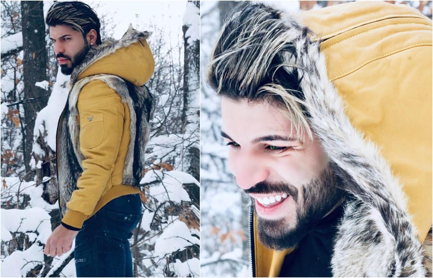 Фики обича снега