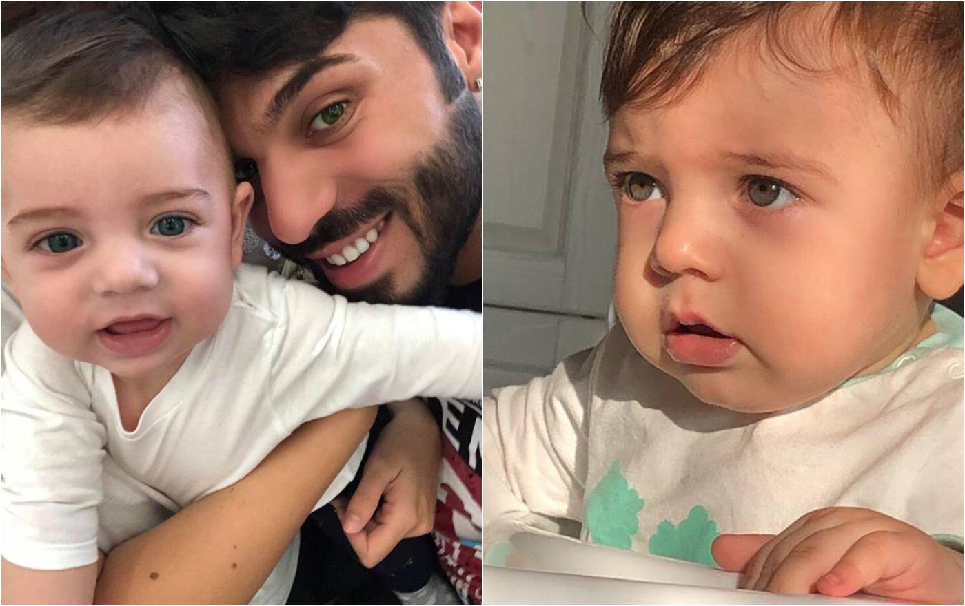 Фики показа сина си