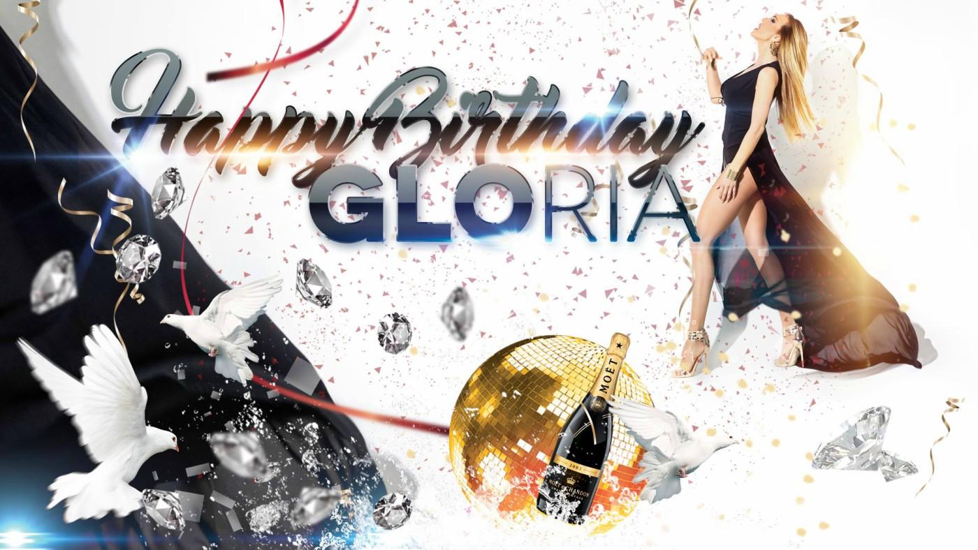 Честит рожден ден, Глория!