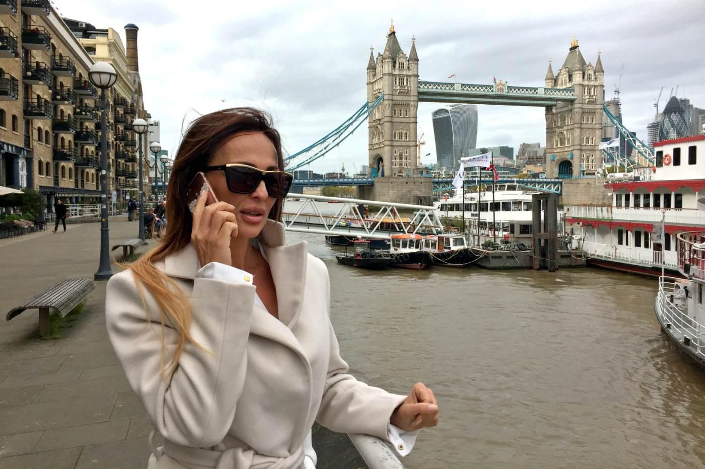 Глория отново покори Лондон