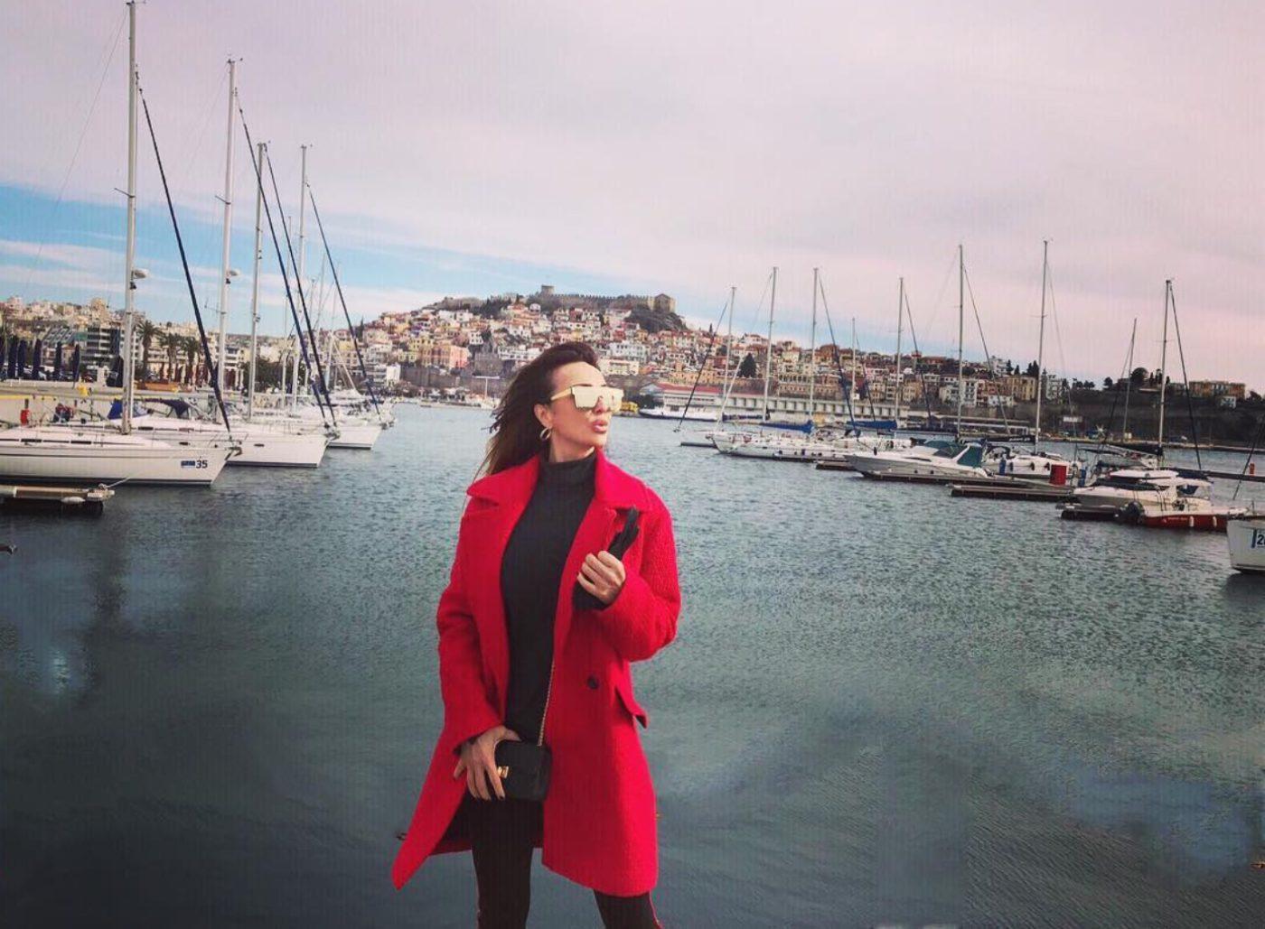 Зимна Гърция стопли сърцето на Глория