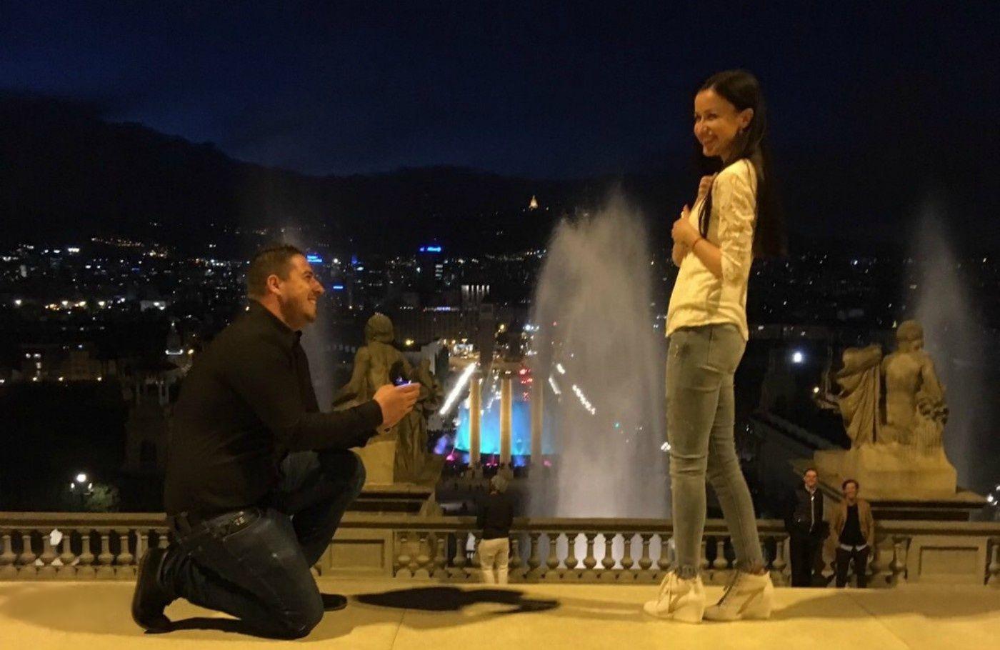 """Габриела Пеева от Трио Сопрано каза """"Да"""" в Барселона"""