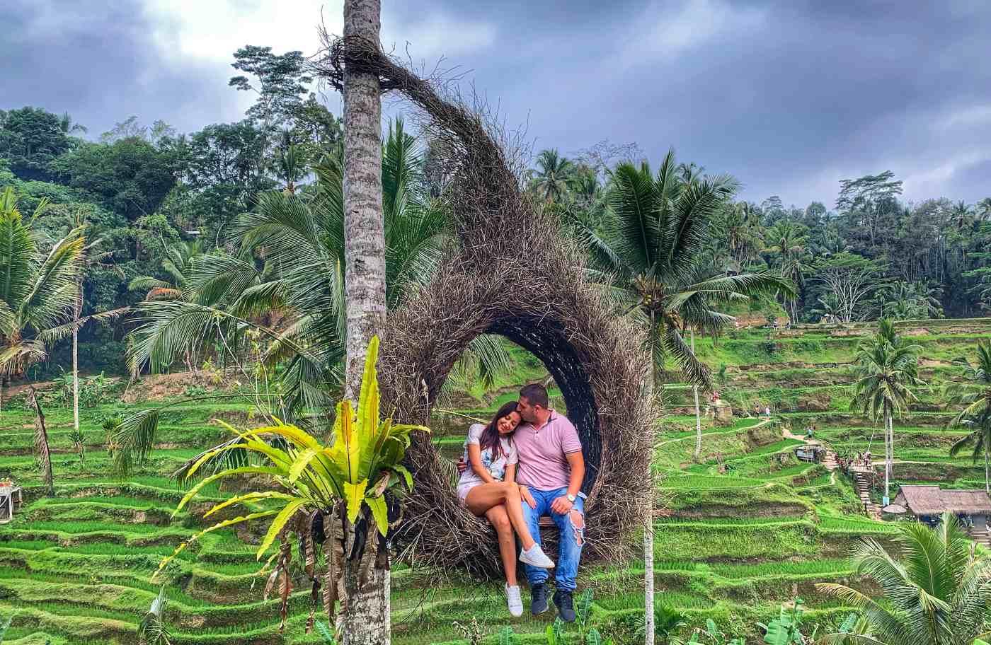 Любовната приказка на Габи от Трио Сопрано продължава в Бали