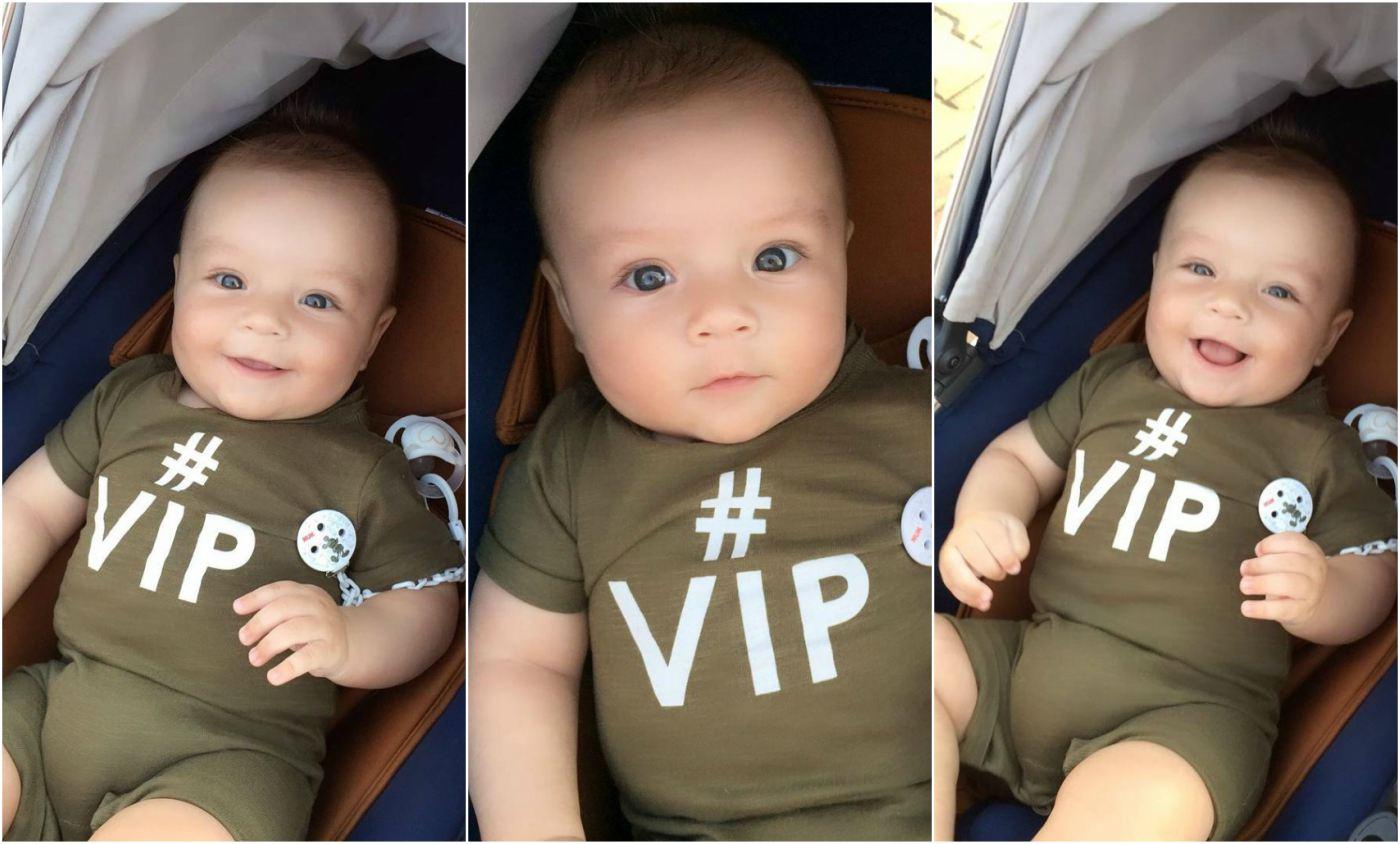 Мамо, не съм ВИП, аз съм Бебе-шеф