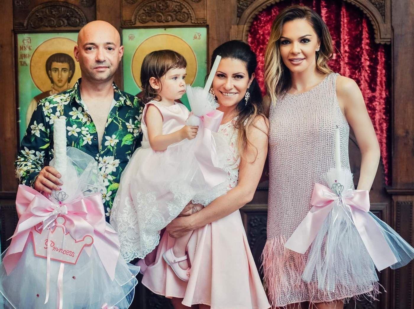 Галена се сроди със семейството на Сиана