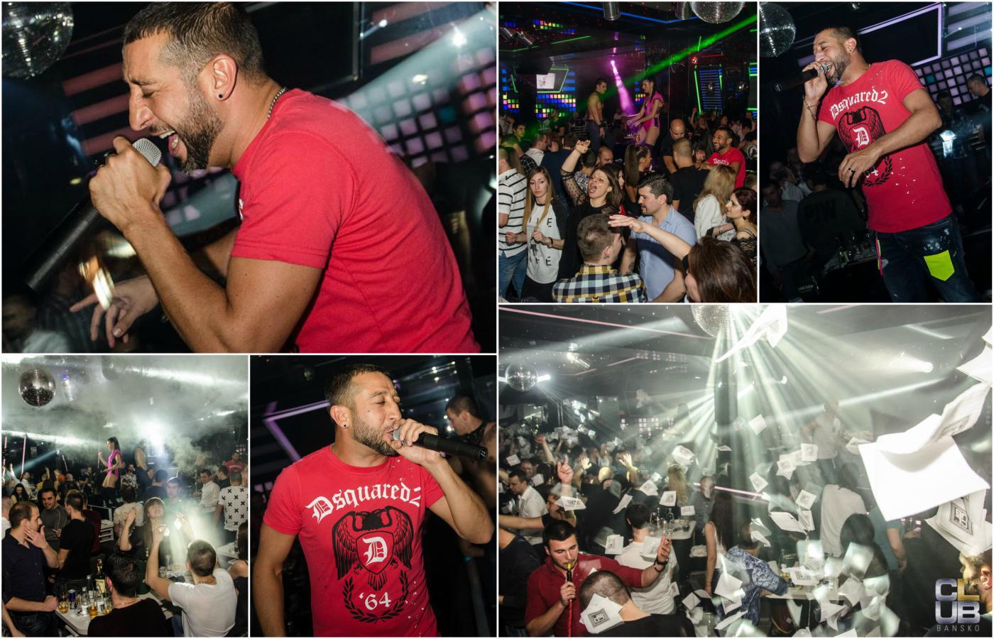 След Бали, Илиян властва в нощните клубове
