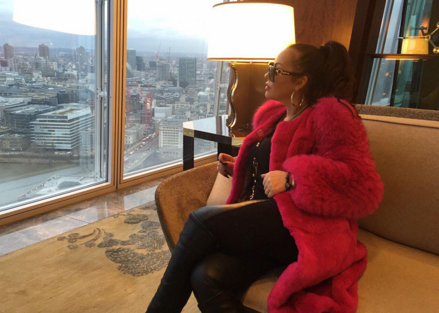 Ивана ни среща с горди българи в Лондон