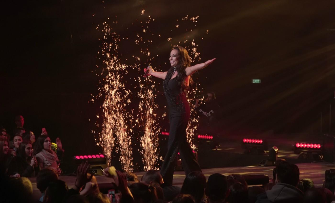 Ивана с концерт в Македония тази вечер