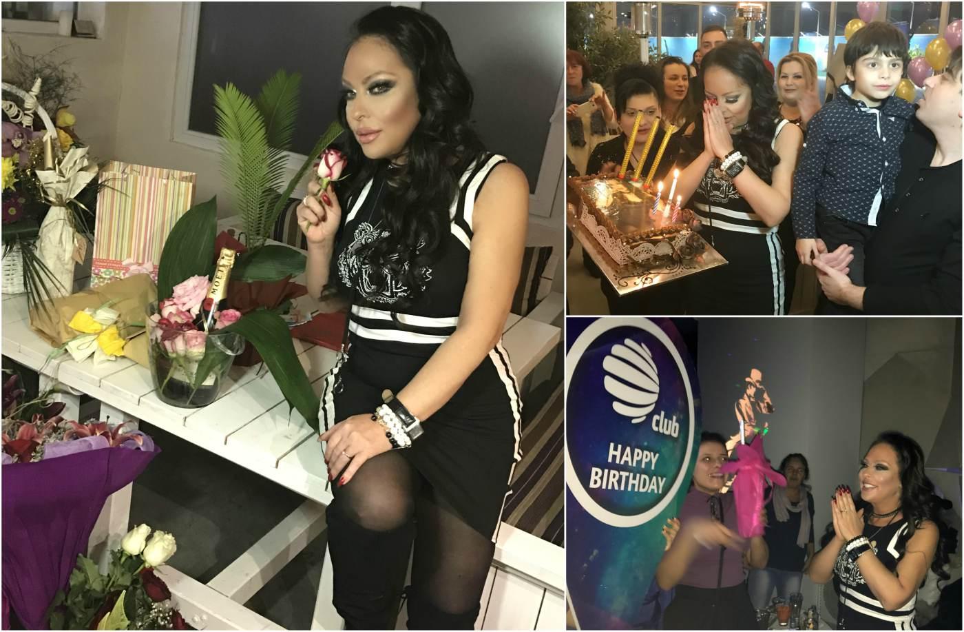 Ивана празнува най-дългия си рожден ден