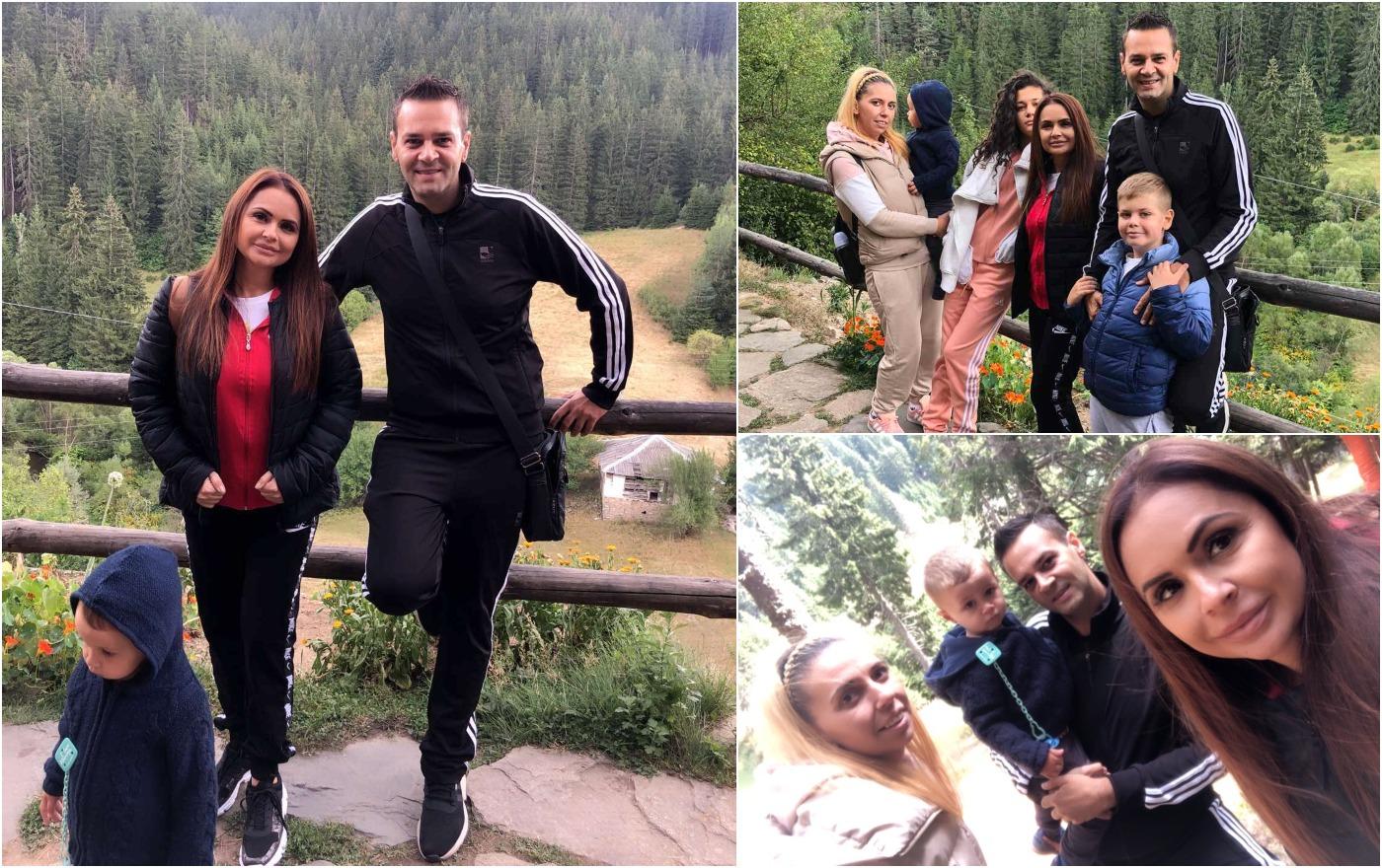 Ивелина Колева и Здравко Мандаджиев създават весели спомени в Родопите