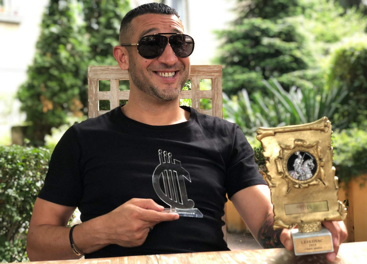 Сърби оцениха таланта на Илиян