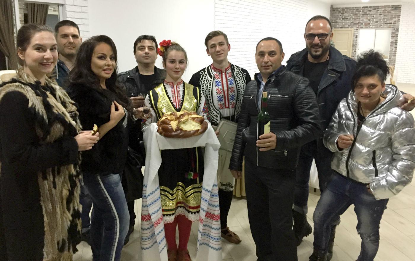 С песните си Ивана просълзи бесарабските българи в Молдова