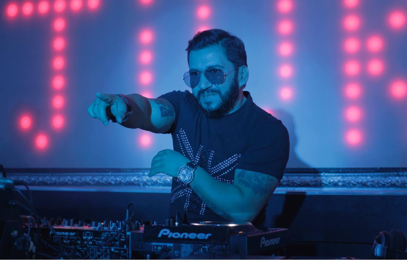 DJ Живко Микс – гост на балканско парти в Германия