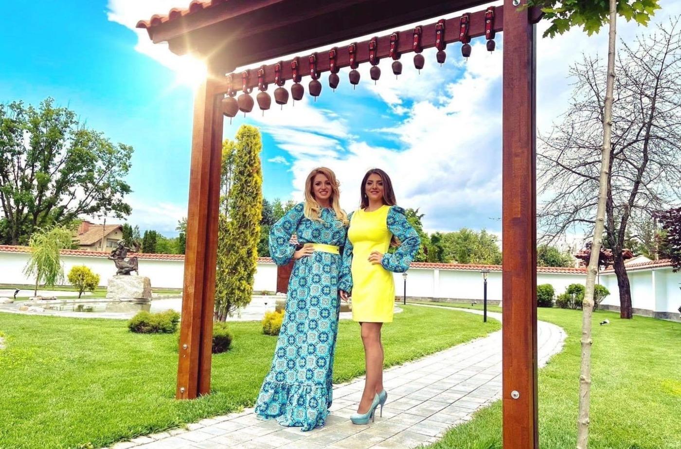 "Калина и Невена представиха своя ""Македонски букет"""