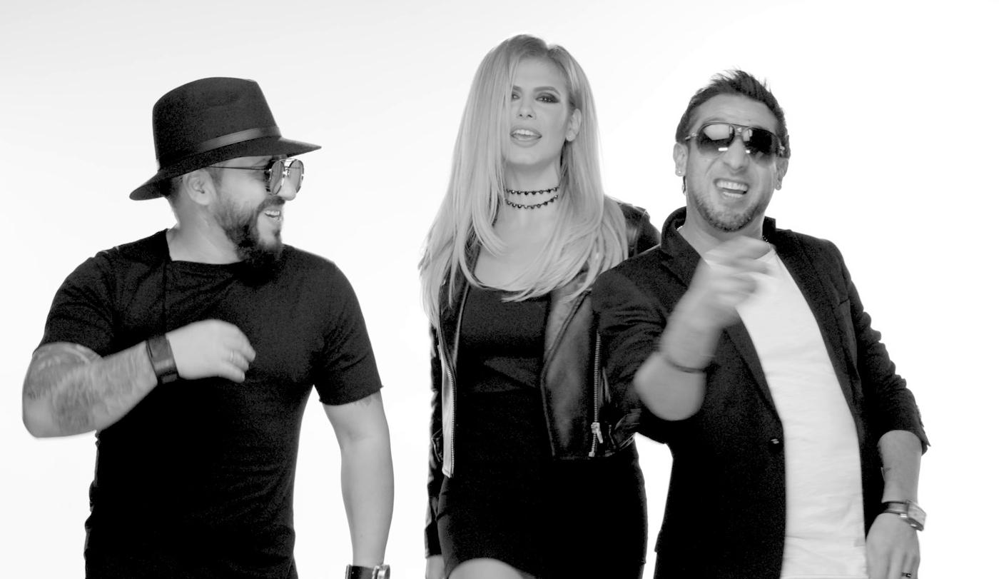 """Анелия, DJ Живко Микс и Илиян се събраха в """"Колеги"""""""
