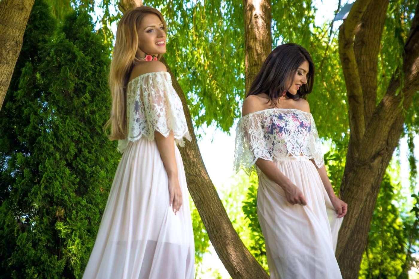 Калина и Невена за първите си музикални изяви