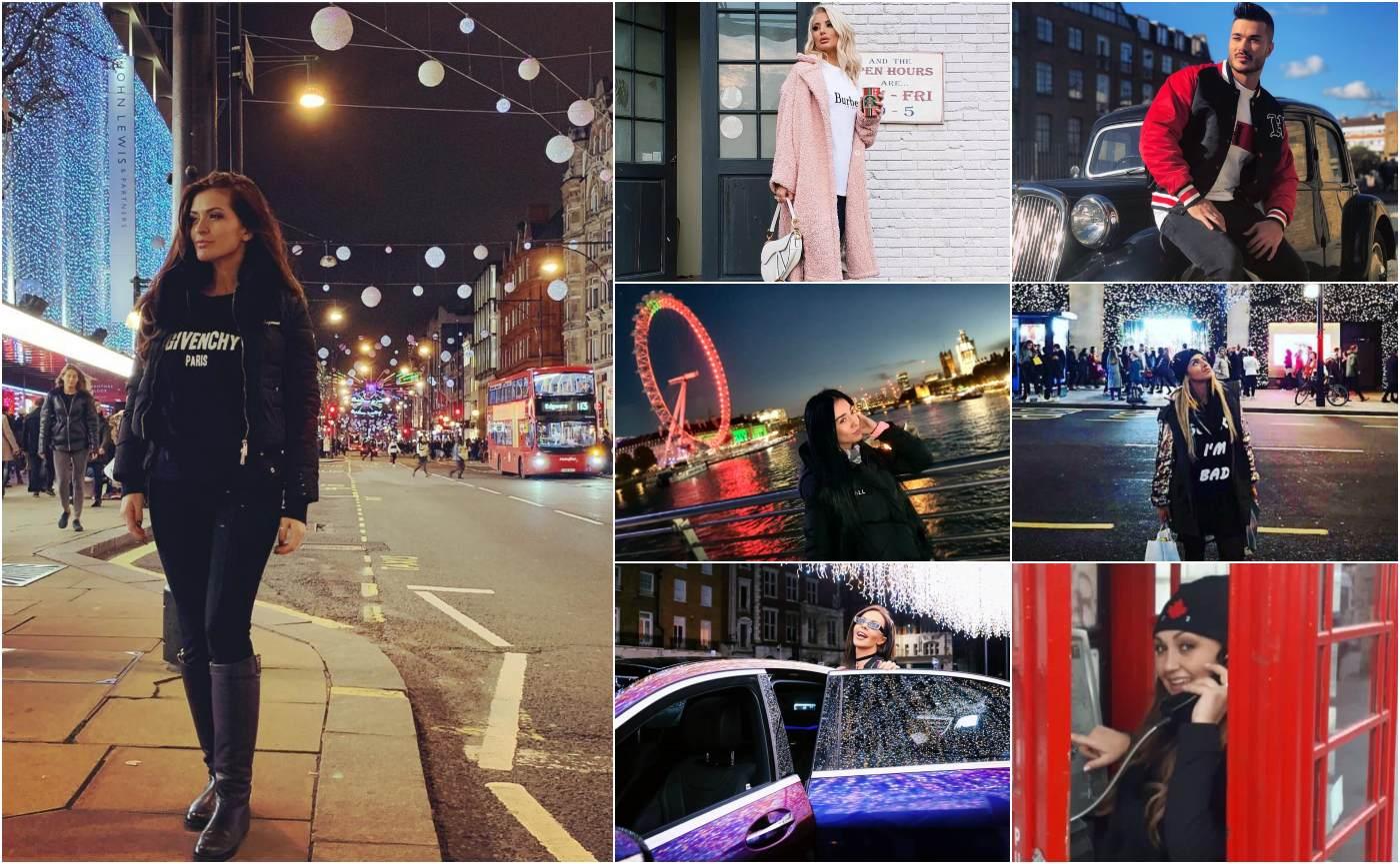 """Празничен Лондон – любим за звездите на """"Пайнер"""""""