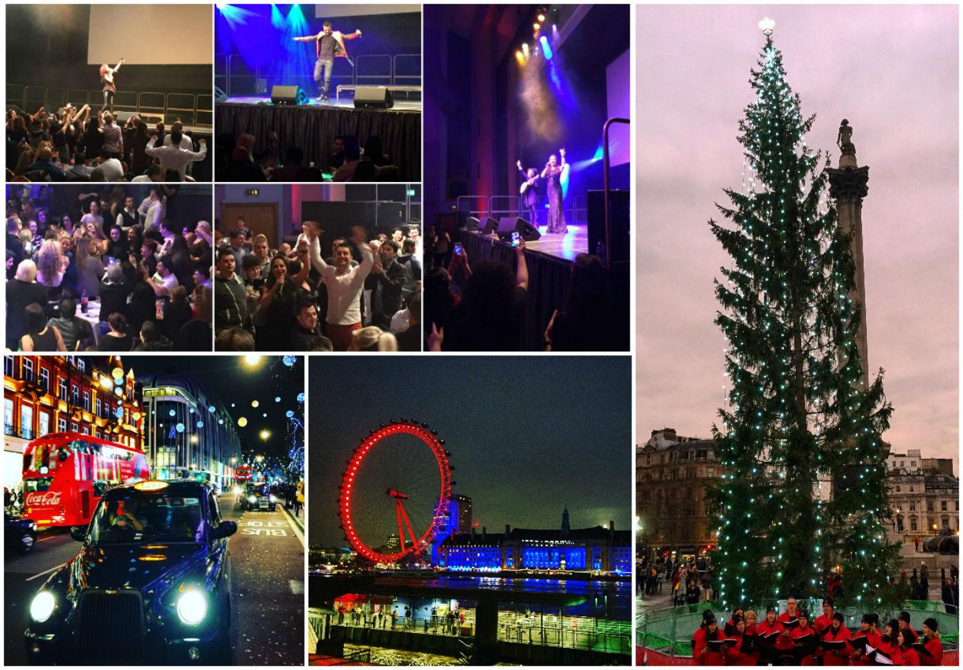 """Коледен Лондон посреща звездите на """"Планета"""""""