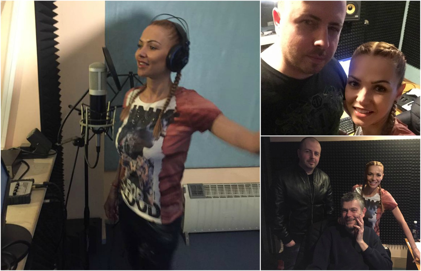 Магда записа новия си сингъл