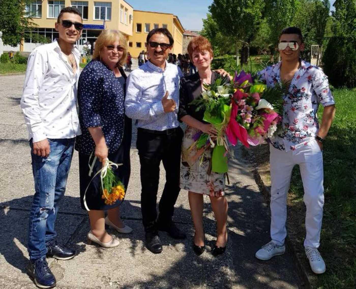 Абитуриентски бал за Милко Калайджиев