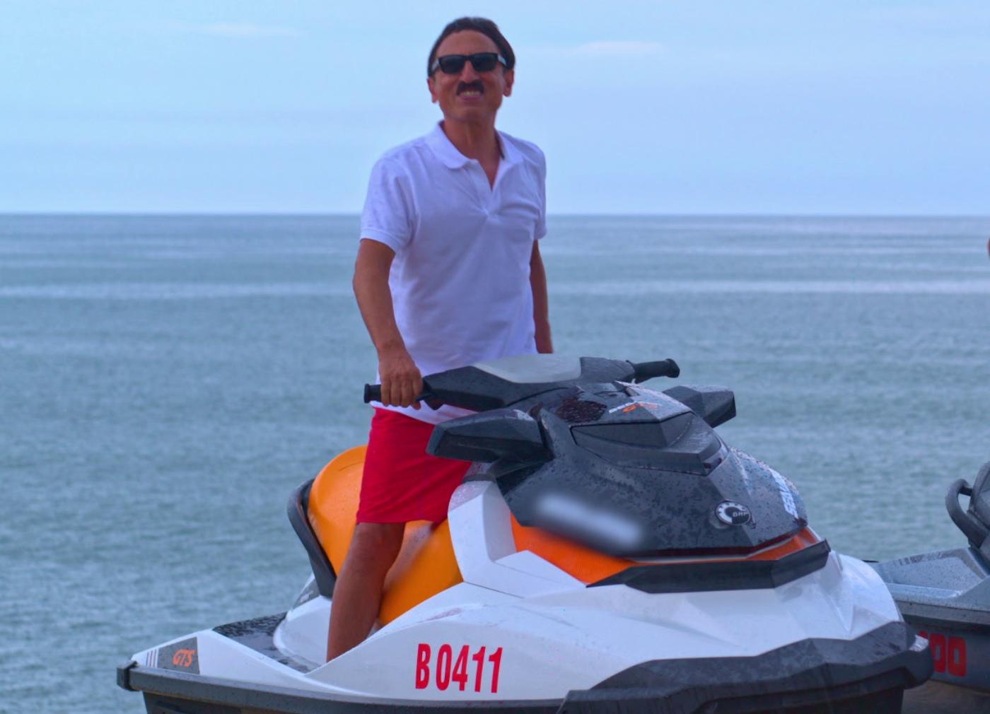 Милко Калайджиев стана спасител на плажа