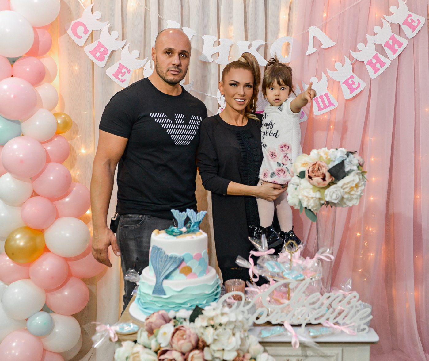 Магда с незабравим рожден ден за дъщеря си