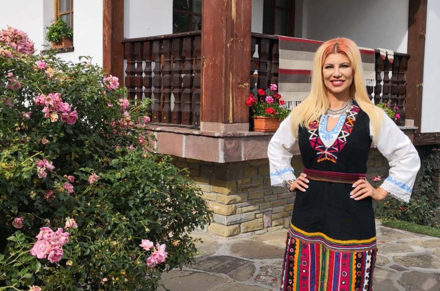 Нелина радва феновете на фолклора с нов проект