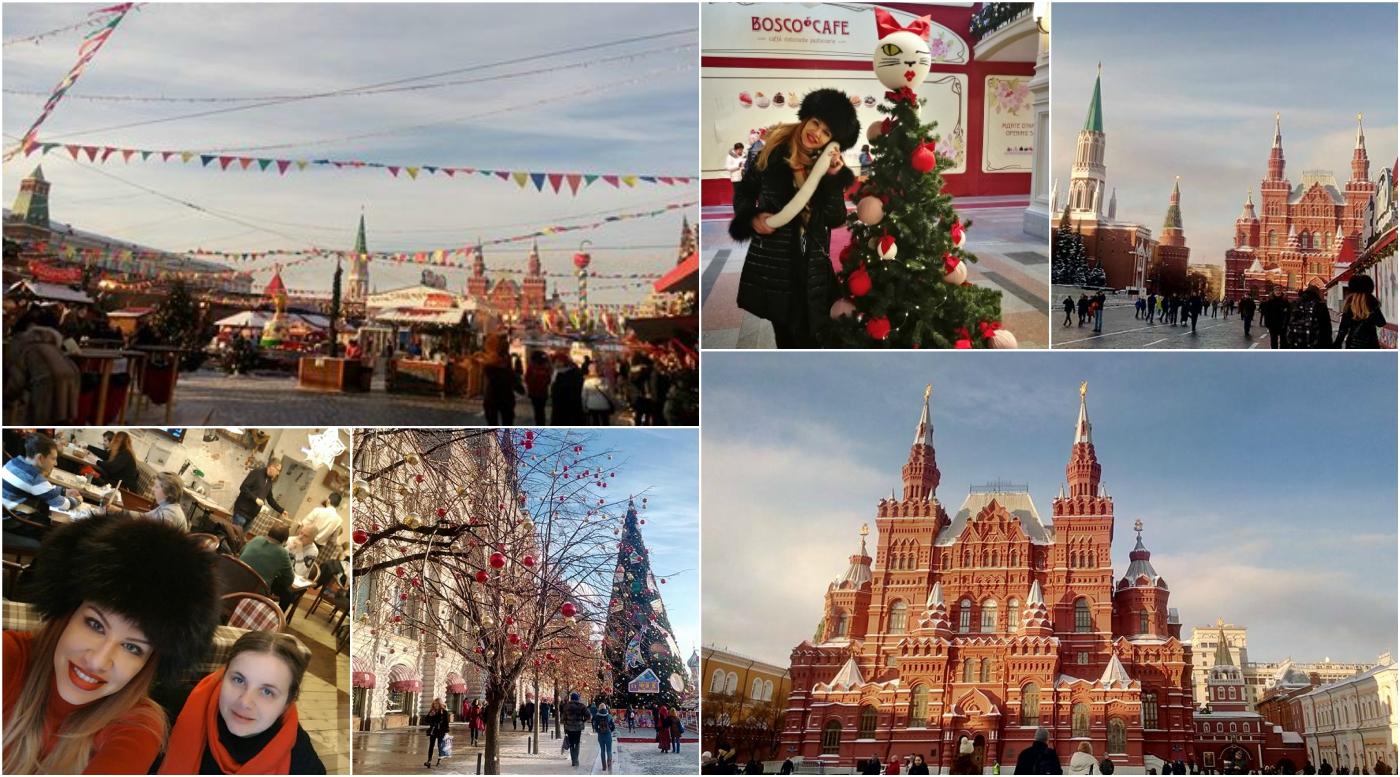Нелина: От Москва с любов